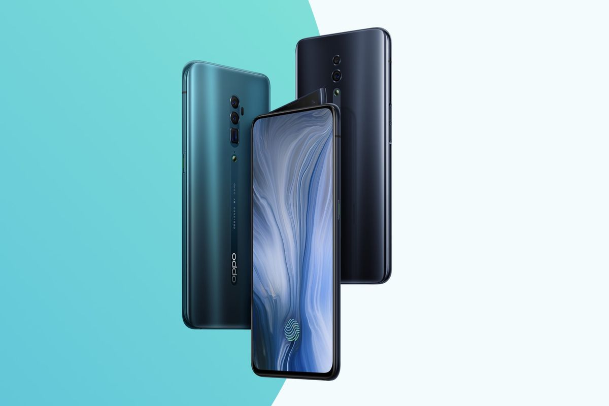 Oppo announces Reno flagship phone with 10x zoom lens and
