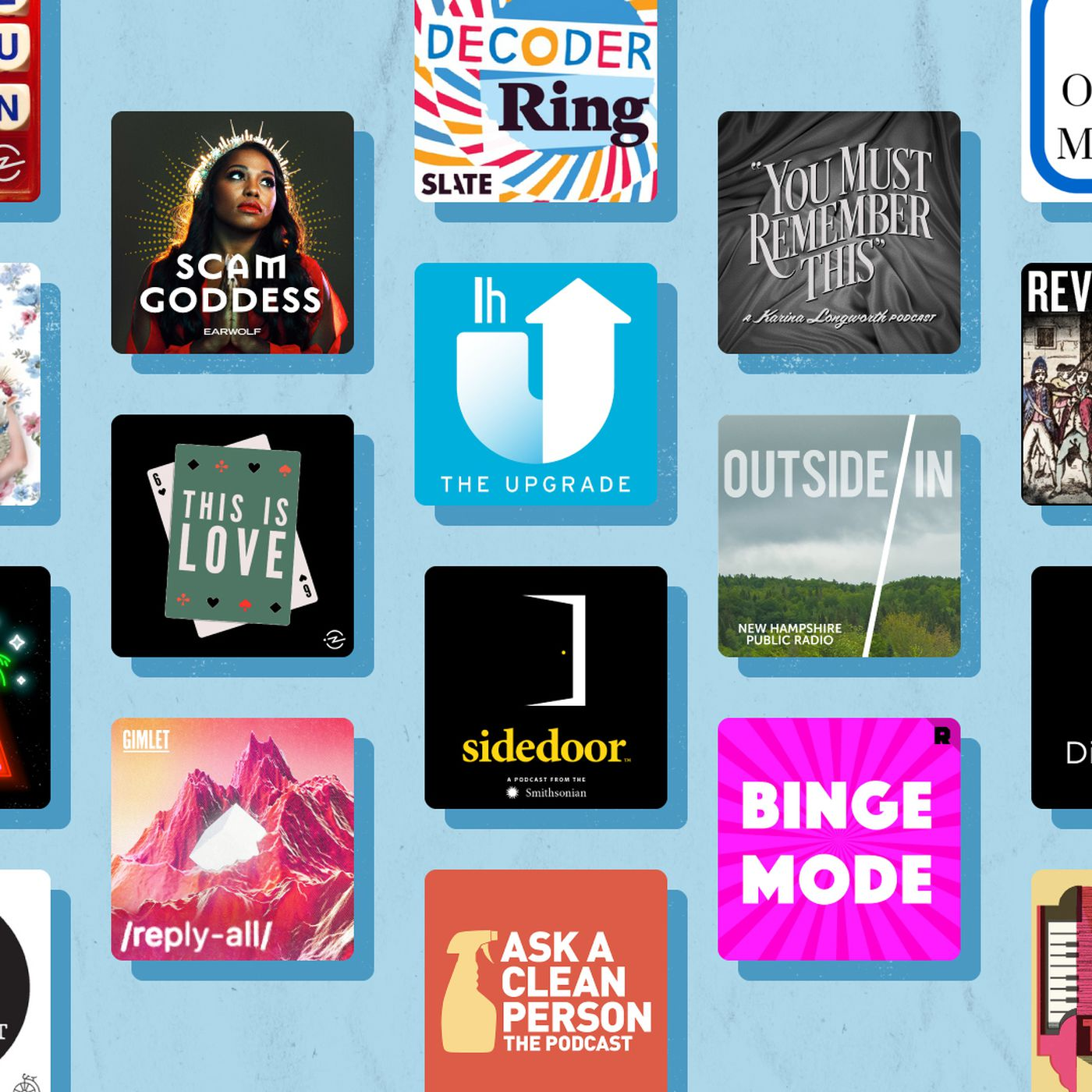 18 Great Nonfiction Podcasts That Aren T True Crime Vox