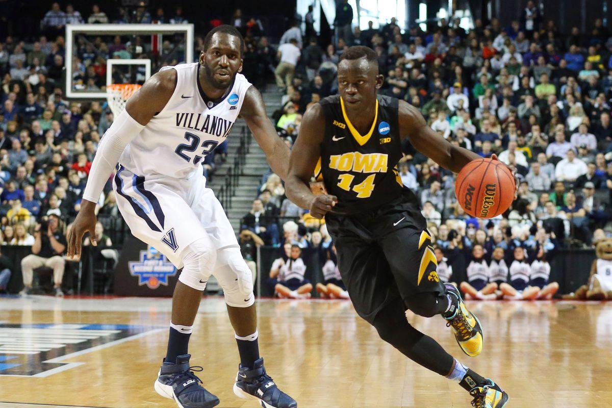 NCAA Basketball: NCAA Tournament-Second Round-Iowa vs Villanova