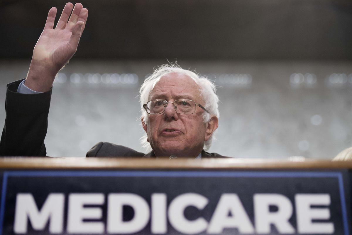 Bernie Sanders delivers 2020 speech to reclaim Medicare-for