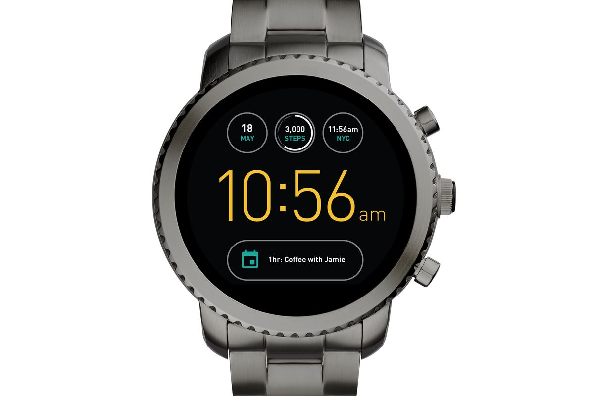 Fossil Announces A Slew Of Branded Hybrid Analog And Android Wear