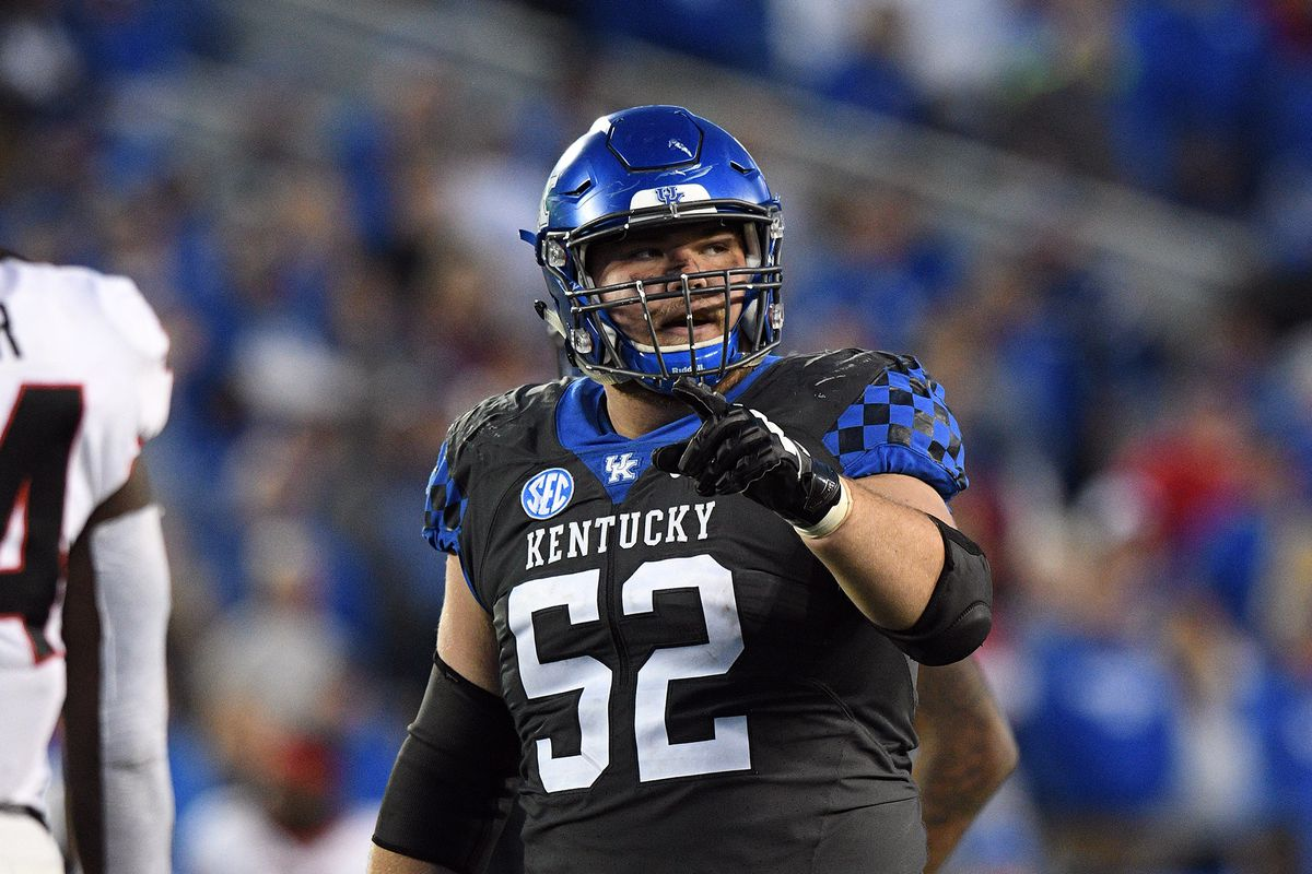 Drake Jackson named most valuable returning center in college football - A  Sea Of Blue