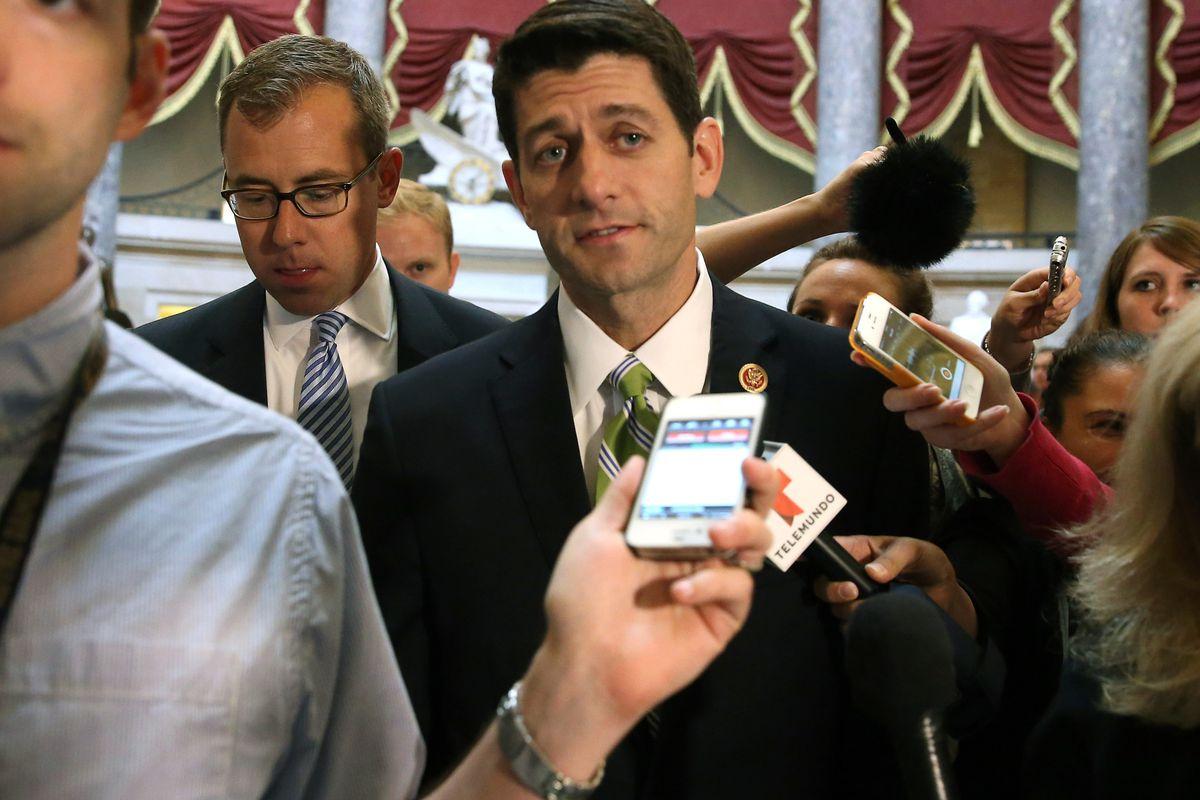 Paul Ryan has been a major proponent of block-granting government programs.  Mark Wilson