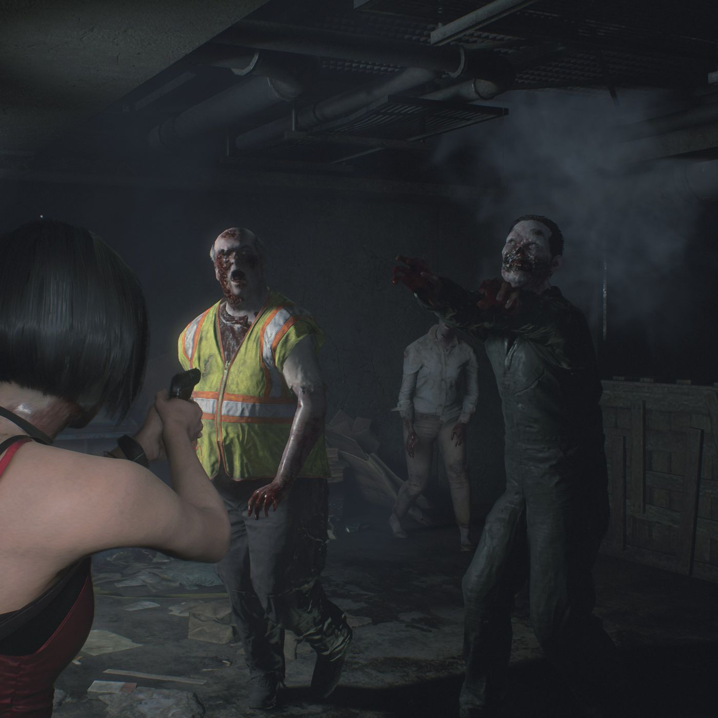 Resident Evil 2 For Pc Is Just 45 For Readers Of The Verge The