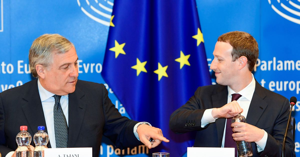 Recode Daily: Mark Zuckerberg cherry-picked the questions he answered for the EU Parliament