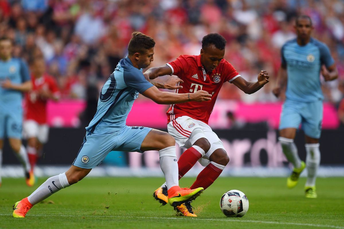 Bayern Muenchen v Manchester City F.C  - Friendly Match