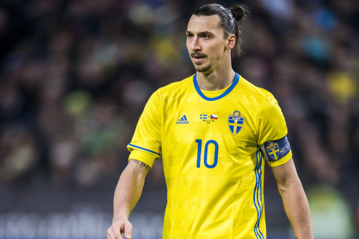 I am Zlatan, MAster of time and space and I will crush you