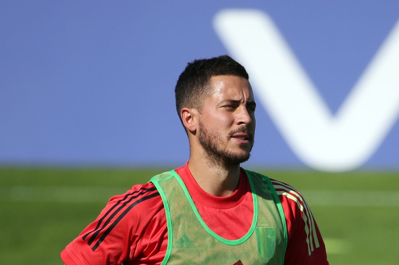 Hazard reveals he received calls from Real Madrid teammates after Chelsea laughter controversy