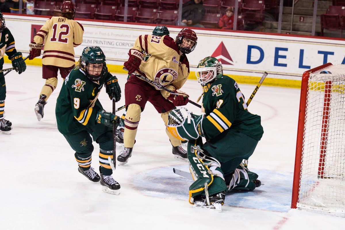 Women's Hockey East Quarterfinals, BC vs  Vermont: Final Thoughts