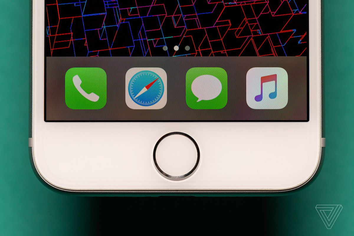 Apple's now-defunct home button is a reminder that even the