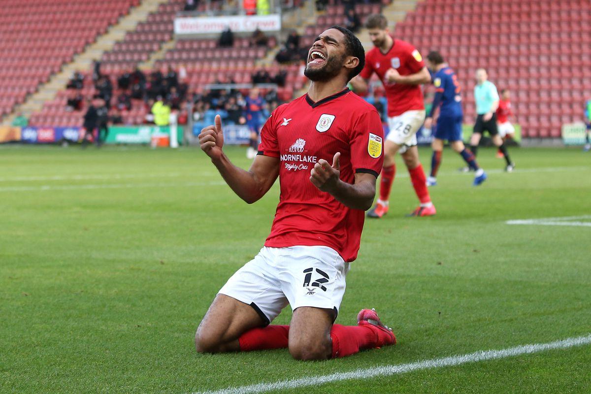 Crewe Alexandra v Blackpool - Sky Bet League One