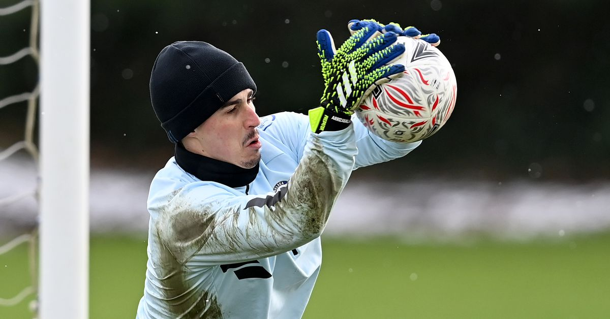 Chelsea not giving up on Kepa just yet as Tuchel promises 'new start' - We Ain't Got No History