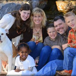 A native of Garland, Texas, Jeff Grimes, 49, and his wife, Sheri, have four children, daughters Bailey and Jada and sons, Garrison and Greydon.