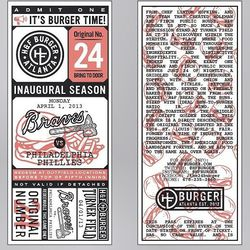 "H&F Burger Fast Pass front and back [Photo: <a href=""http://instagram.com/p/XkTfA4tWn0/"">Bart Esperanza</a>/<a href=""https://twitter.com/EsperanzaAtl"">Esperanza ATL</a>]"