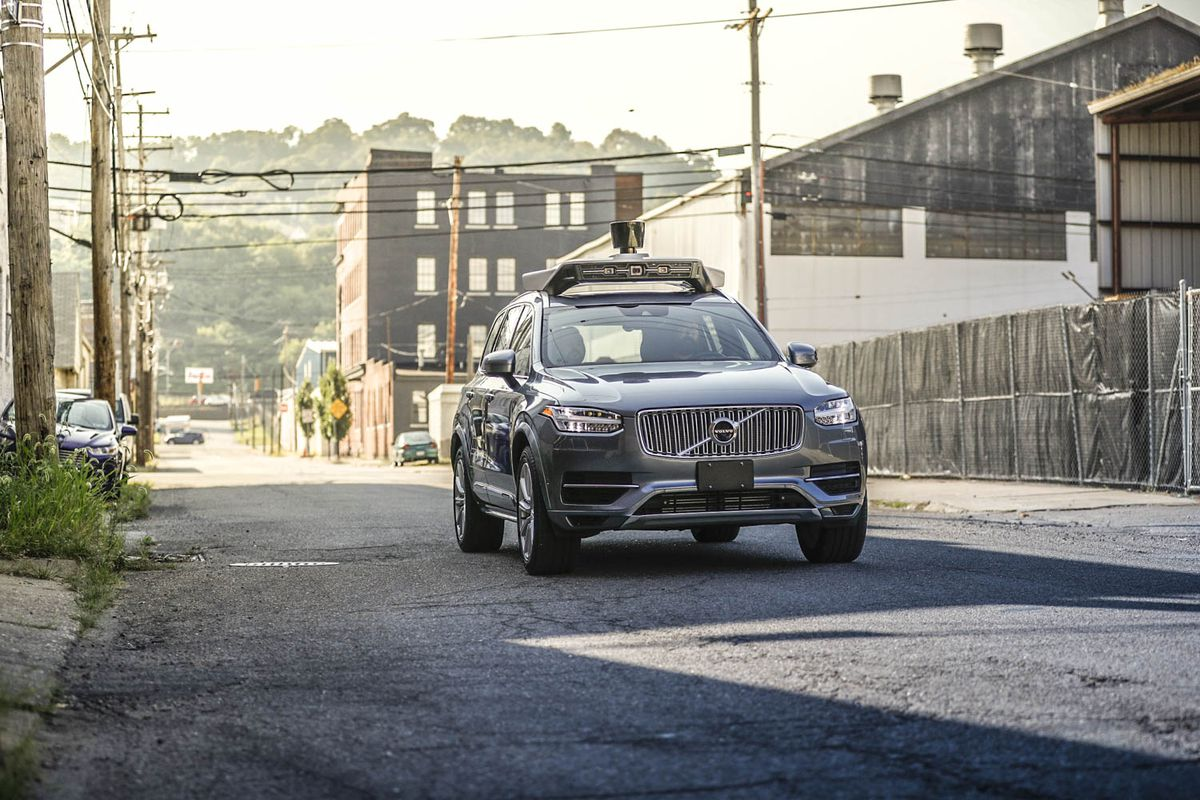 Uber's self-driving cars are back for the first time since