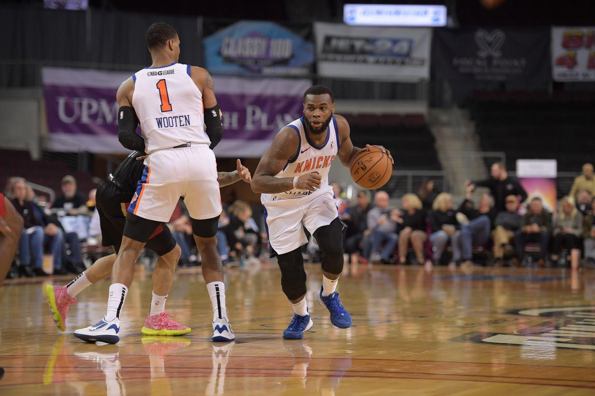 Westchester Knicks vs Erie BayHawks