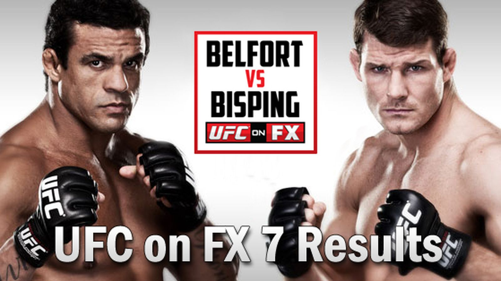UFC on FX 7 results and LIVE f...