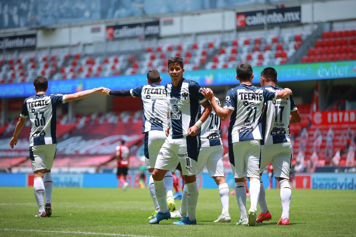 Toluca v Monterrey - Torneo Guard1anes 2021 Liga MX