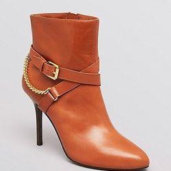 "<a href=""http://www1.bloomingdales.com/shop/product/lauren-ralph-lauren-pointed-toe-booties-laurie"">Ralph Lauren pointed toe booties</a>, $83.44 (were $149)"