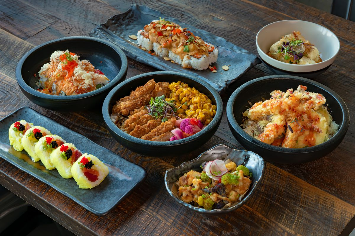 Ichiban Steak and Sushi owners open Japanese cafe and bar Fúdo in Chamblee