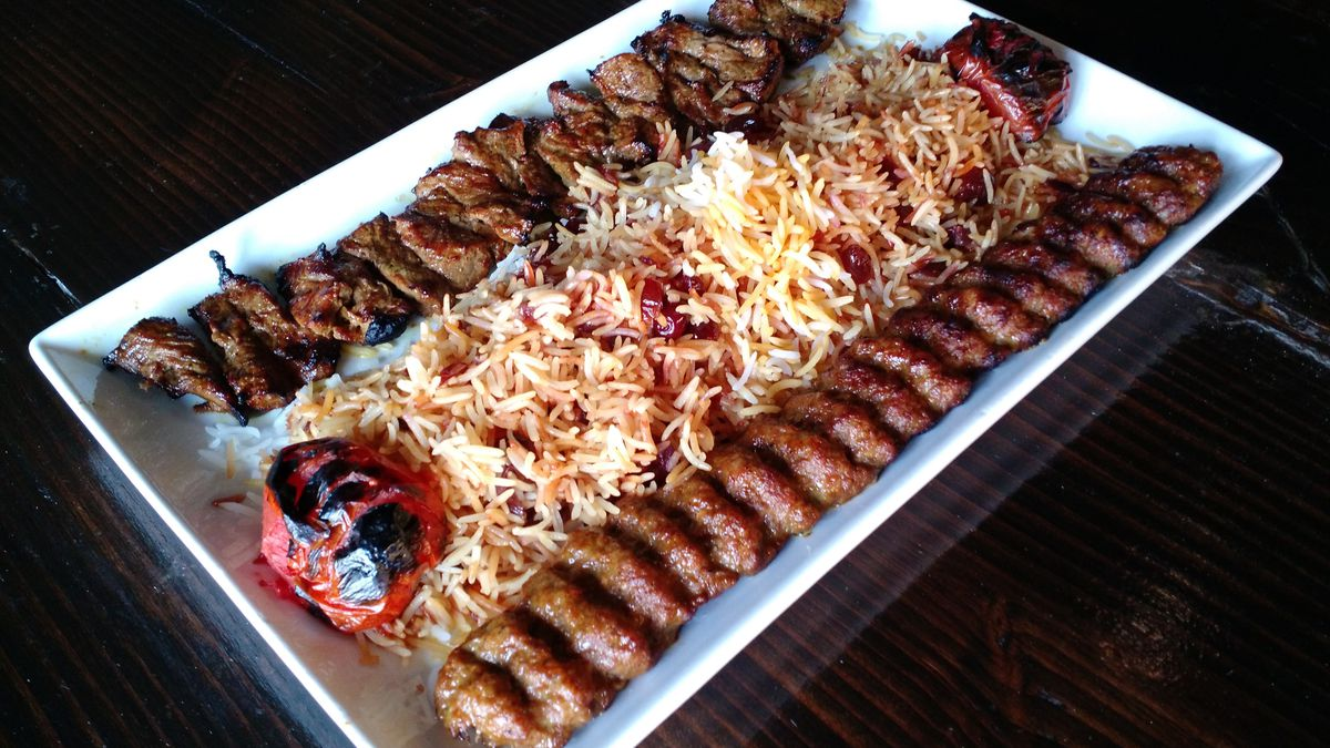Kashcool Kitchen Serves Some Of La S Best Persian Kabobs