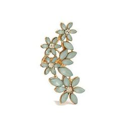 """<b>Forever 21</b> Floral Faux Gemstone Earcuff, <a href=""""http://www.forever21.com/Product/Product.aspx?Br=F21&Category=ACC&ProductID=1000128797&VariantID="""">$4.80</a>"""
