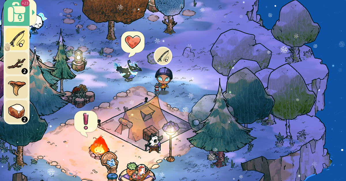 Cozy Grove review: like Animal Crossing, if it was haunted