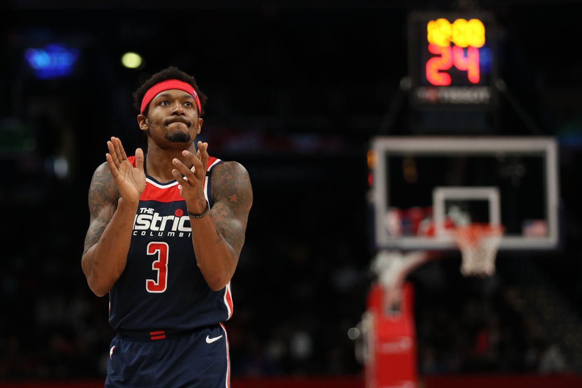 Washington Wizards The Mismatch': Beal Is Out, So Why are the Wizards Going to ...