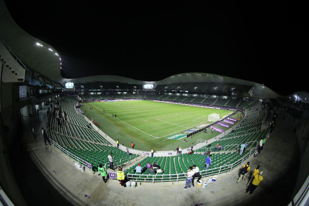 Mazatlan FC v Pachuca - Torneo Guard1anes 2021 Liga MX