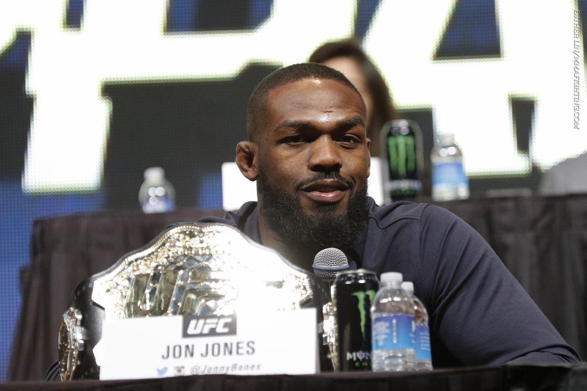 Morning Report: Jon Jones teases title defense against Dominick Reyes in 'a few weeks'