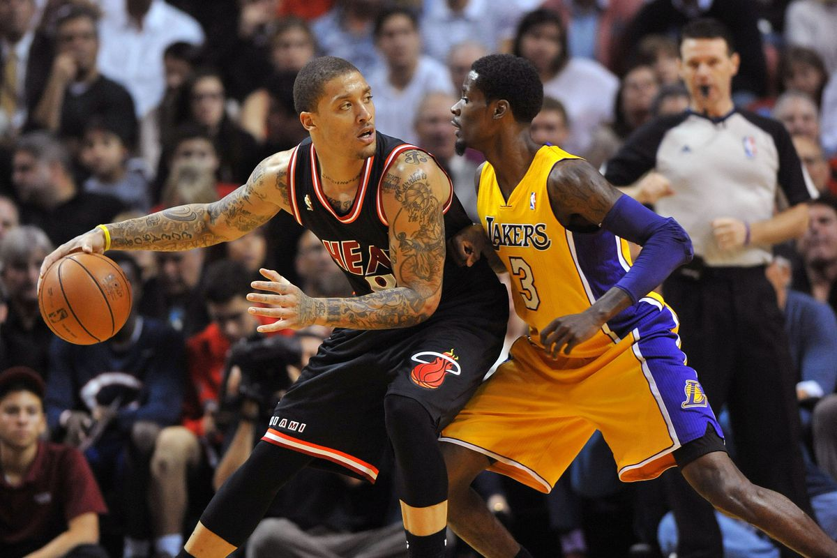 ec116d429 Michael Beasley and the Lakers need each other - SBNation.com