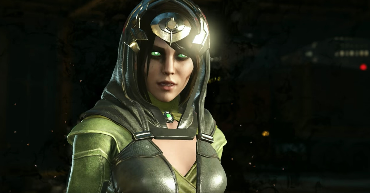 Injustice 2 roster adds Enchantress next week