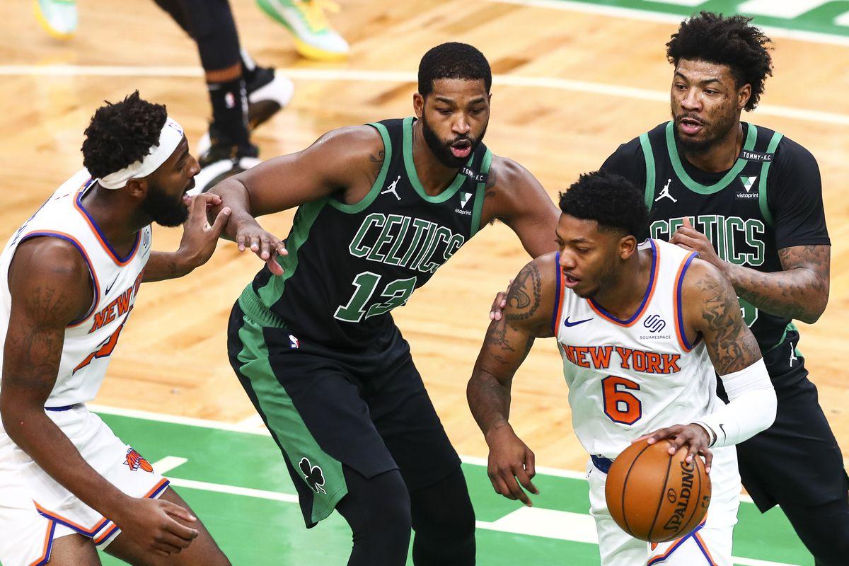 Celtics hope 'clunker' vs. Knicks is a one-off performance - CelticsBlog