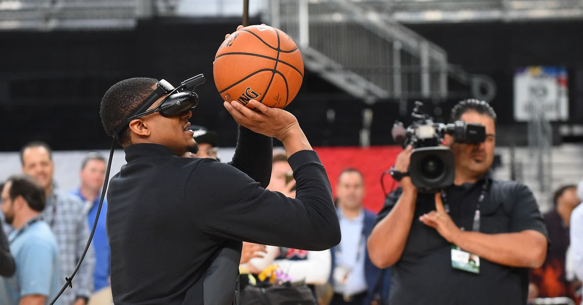 Why the NBA is betting big on virtual reality