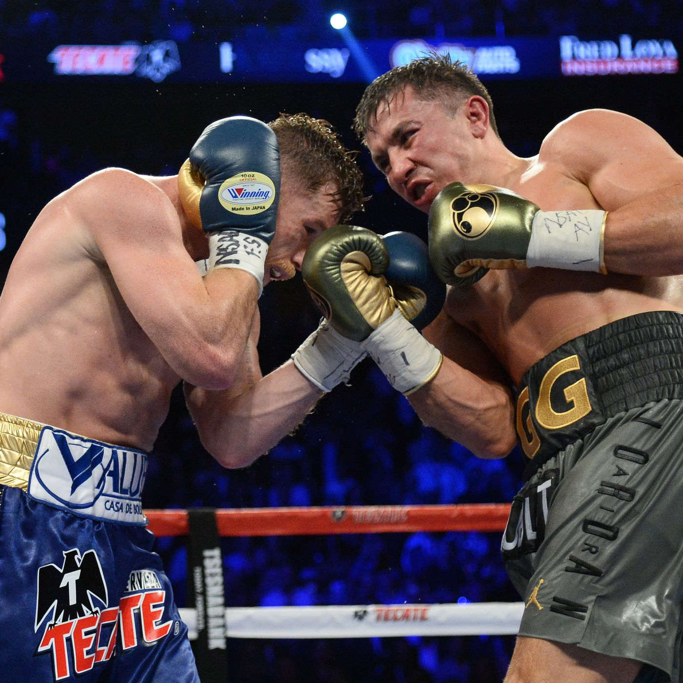 7865411bbc7 Canelo vs. GGG results: Twitter reactions from boxing and UFC stars,  including Conor McGregor