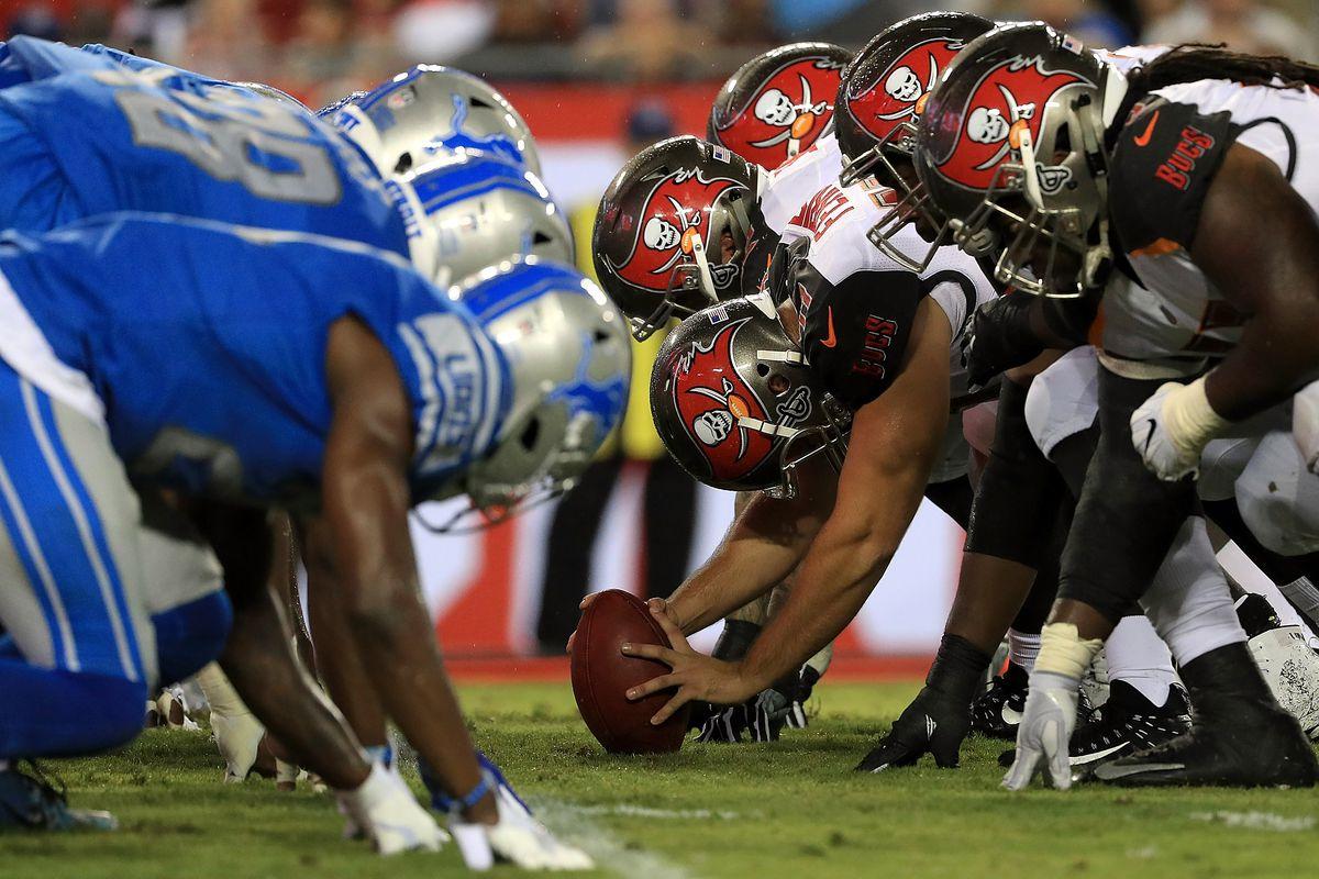 Detroit Lions v Tampa Bay Buccaneers