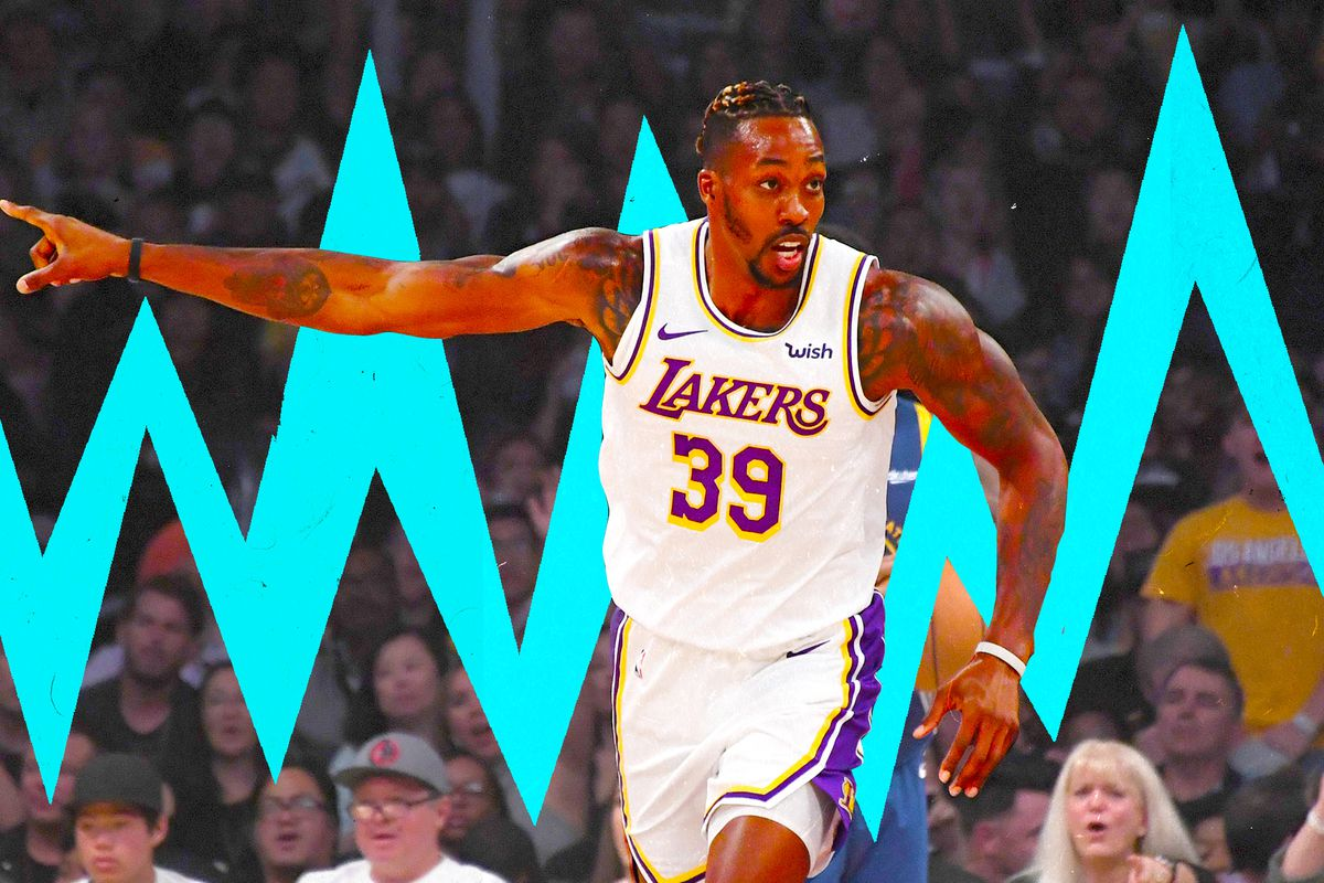 Dwight Howard And The Lakers Support Cast Are A Shocking