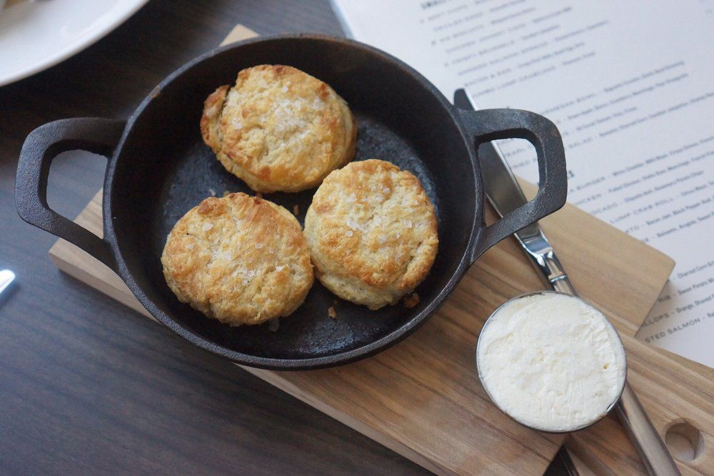 Stella San Jac's biscuits