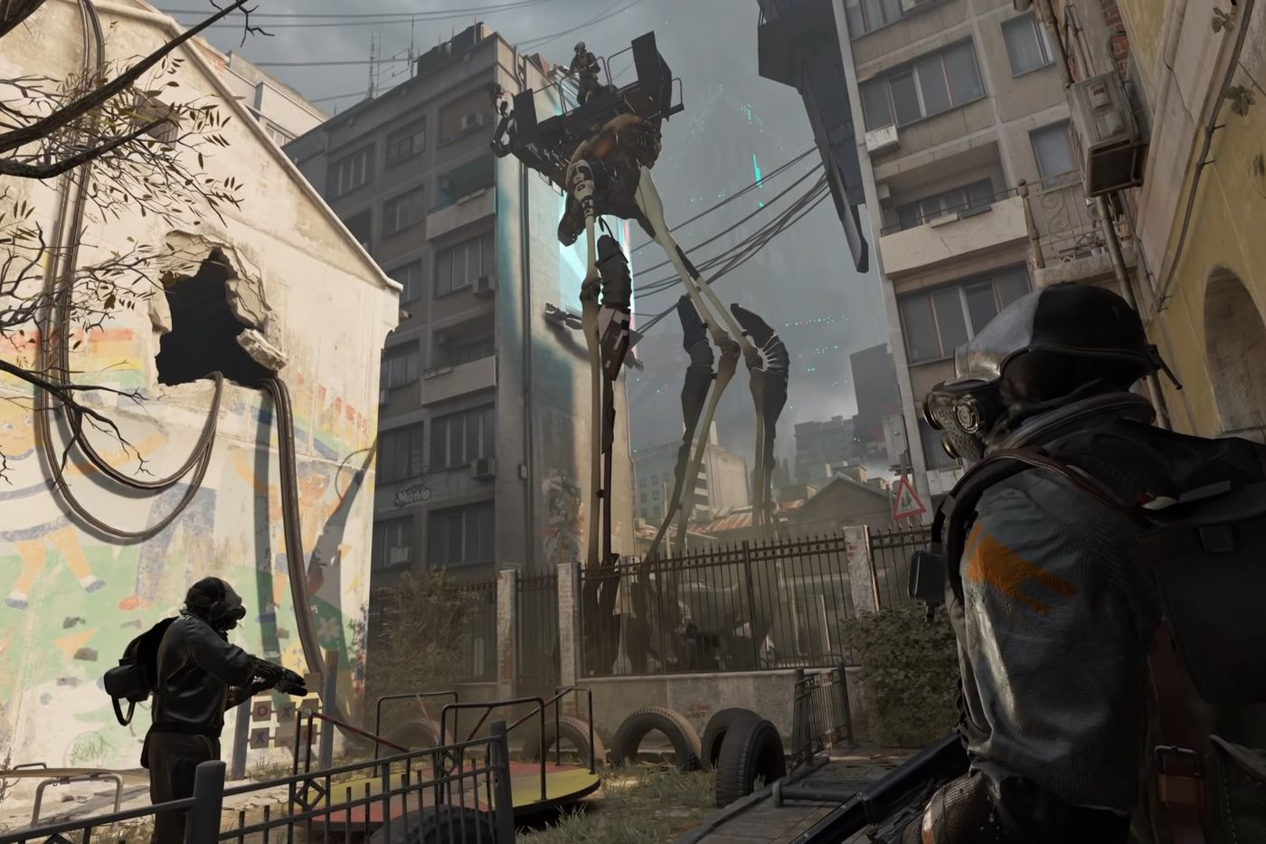 Why Half Life S City 17 Was Pivotal To Gaming S Post Soviet Obsession The Verge
