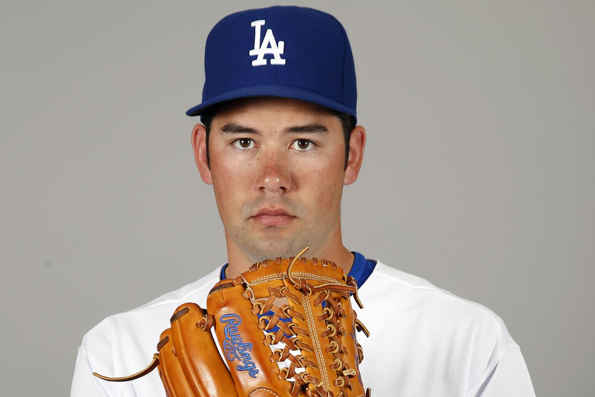 Zach Lee allowed just one hit over five innigns on Friday