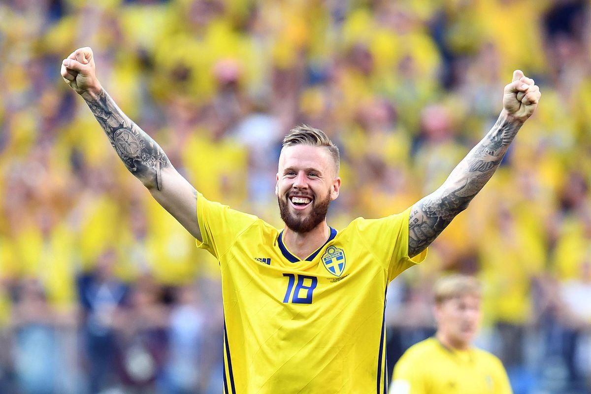 Soccer: World Cup-Sweden vs South Korea