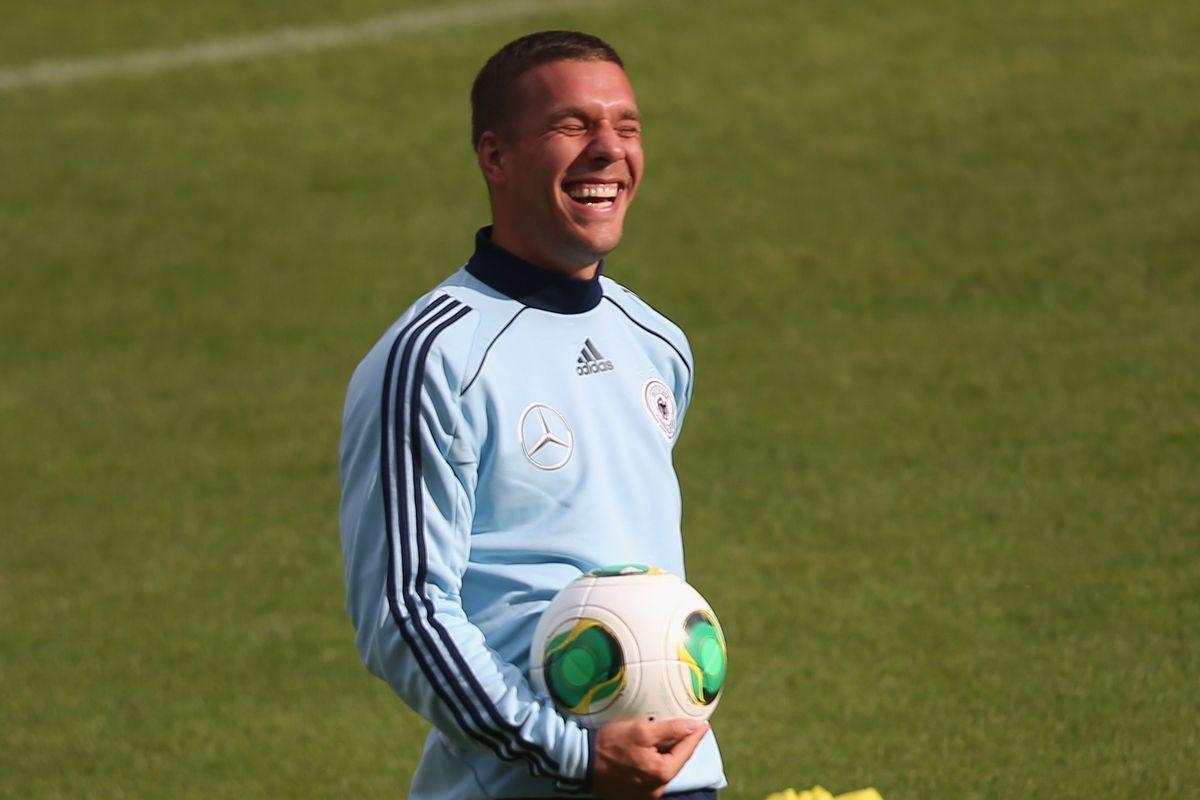e42df61f3 Wenger  Podolski s going nowhere - The Short Fuse