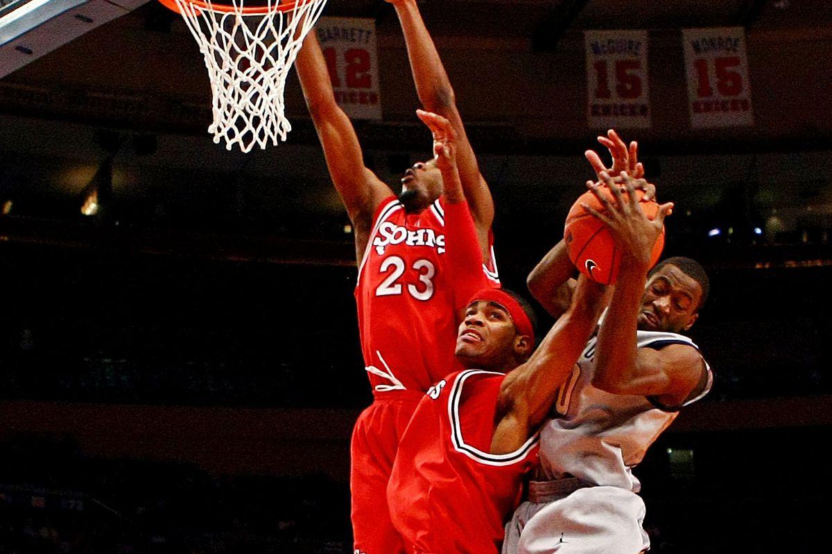 Big East Tournament: Georgetown Hoyas v St. John's Red Storm