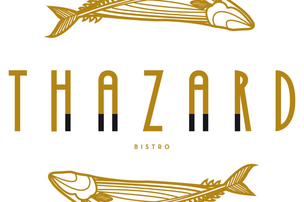 Thazard logo