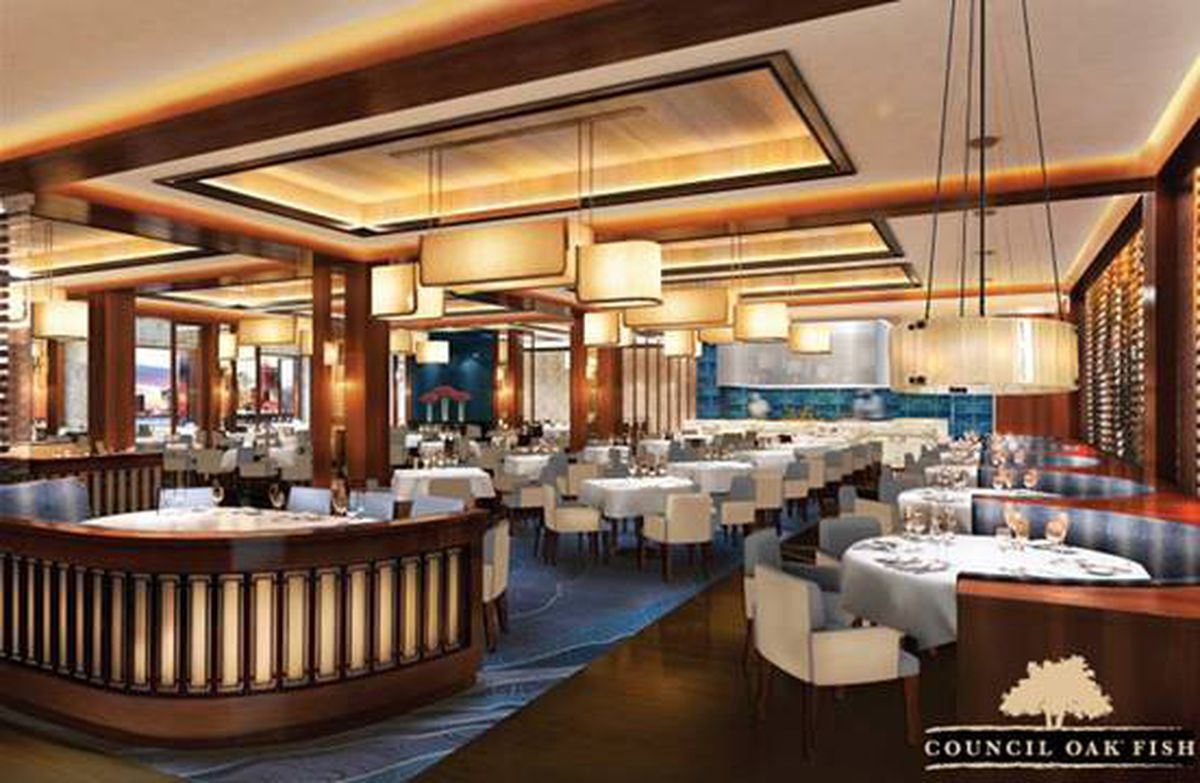 Sugar factory and 20 more eateries coming to atlantic city for Fish restaurant philadelphia