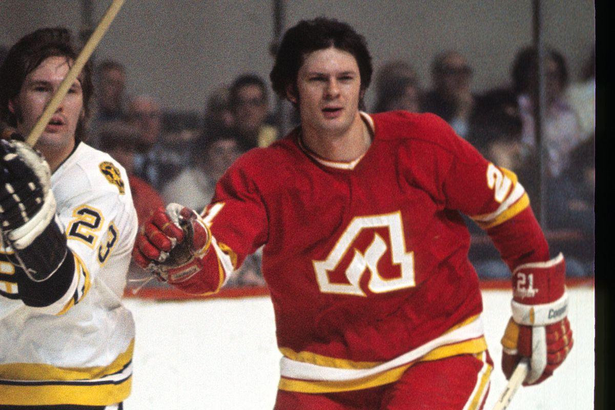 Atlanta Flames v Boston Bruins