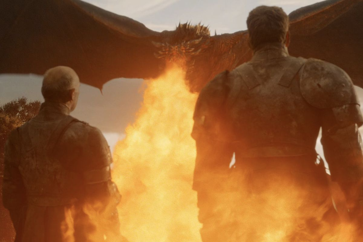 Game of Thrones Eastwatch Tarlys