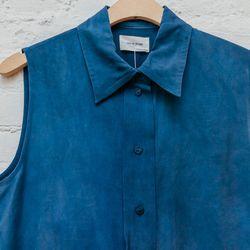 "<b>Wood Wood</b> <a href=""http://www.spiritualameri.ca/new-arrivals/edith-shirt.html"">Edith</a> shirt, $189"