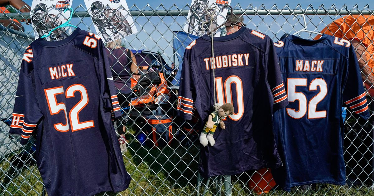 premium selection 9adf8 0fd9a Chicago Bears News: September 5, 2019 - Windy City Gridiron