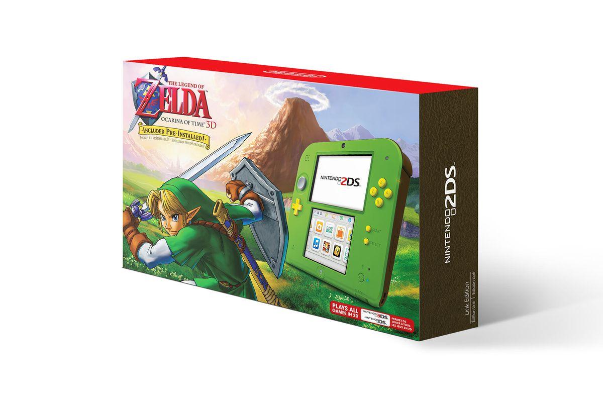 Nintendo Announce Black Friday Zelda Bundles!